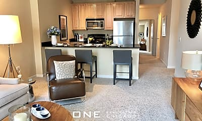 Living Room, 337 N Des Plaines St, 0