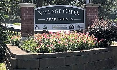 Village Creek Apartments, 1
