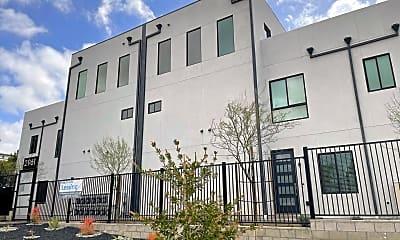 Building, 2961 E St, 1