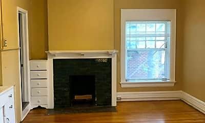 Living Room, 1220 Corona St, 0