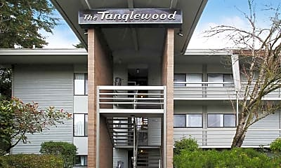 Building, Tanglewood Estates, 1