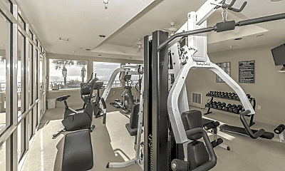 Fitness Weight Room, 2055 S Atlantic Ave, 2