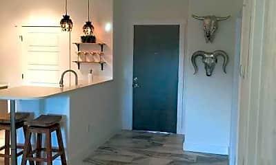 Dining Room, Haywood Village Apartments, 1