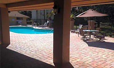 Pool, 12203 Windriver Ln 11, 2