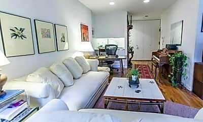 Living Room, 154 W 15th St, 1