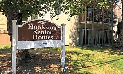 Hookston Senior Apartments, 1