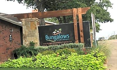 Bungalows at Lake Arlington, 1