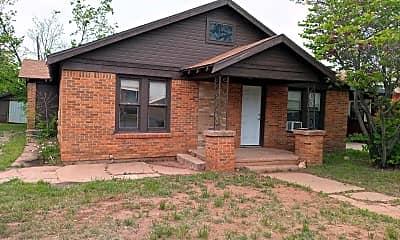 Building, 2150 Merchant St, 2