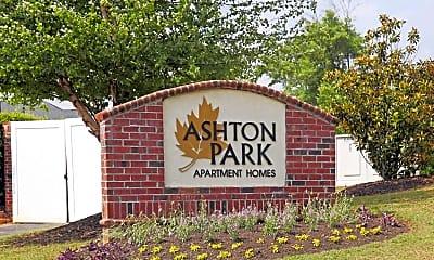 Community Signage, Ashton Park, 2