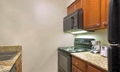 Kitchen, Navona at Live Oak, 2