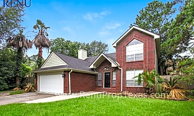Building, 5603 Manor Forest Dr, 1