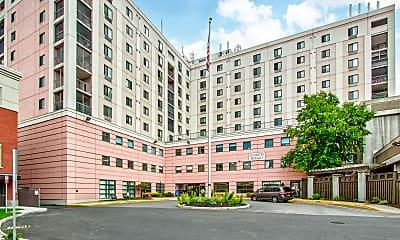 Building, 62+ Schaffer Heights Senior Apartments, 0