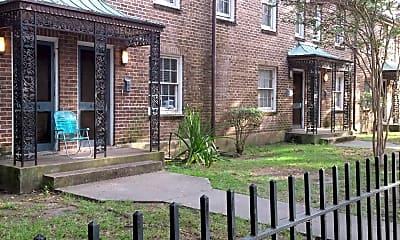 Robert Mills Manor Apartments, 1