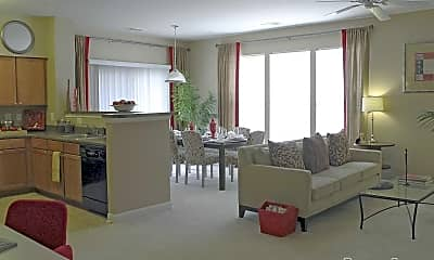 Living Room, The Rothbury, 1