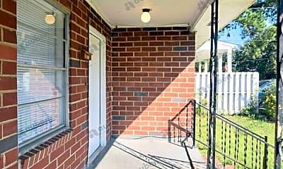 Patio / Deck, 2165 Telfair St, 1