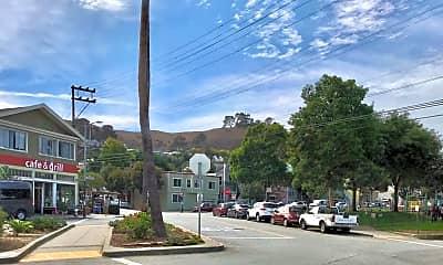 Community Signage, 521 Precita Ave, 2