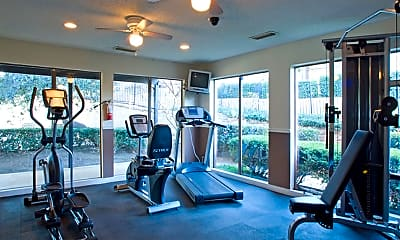 Fitness Weight Room, Westgate & Glen Arbor, 1