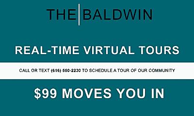 Community Signage, The Baldwin, 2