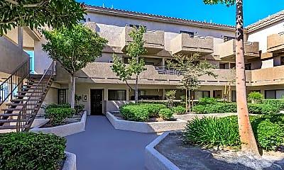 Building, Glenoaks Terrace Apartments, 0