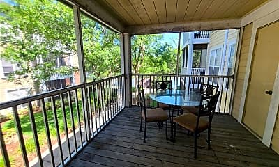 Patio / Deck, 4115 Chatham Oak Ct 210, 2