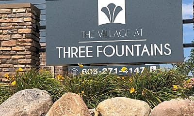THE VILLAGE AT THREE FOUNTAINS, 1