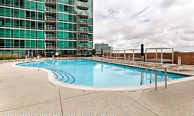 Pool, 923 Peachtree St NE, 2