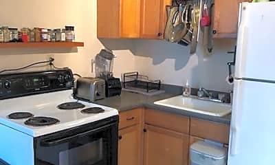 Kitchen, 21 Pleasant St, 1