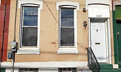 Building, 1621 W Montgomery Ave, 1