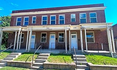 Building, 599 E 4th Ave, 0