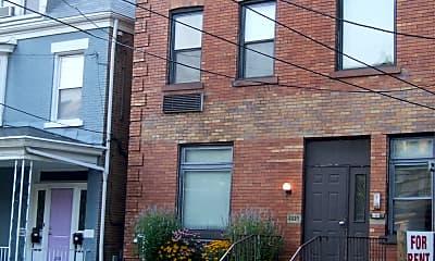 Building, 5527 Howe St, 1