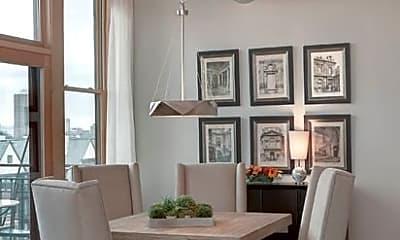 Dining Room, 474 Seneca Street, 1