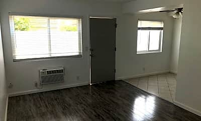 Living Room, 837 S Sierra Vista Ave C, 2