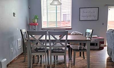 Dining Room, 4529 Abalone Street, 1
