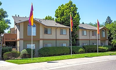 Building, Copperwood Apartments, 0