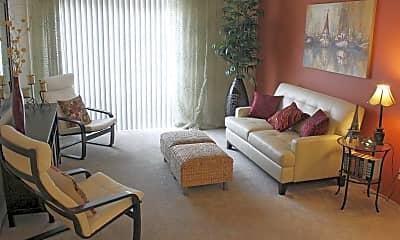 Living Room, Montebello Gardens, 1