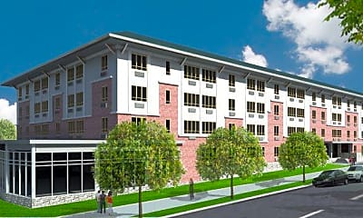 Rendering, Carrino Plaza Apartments, 0