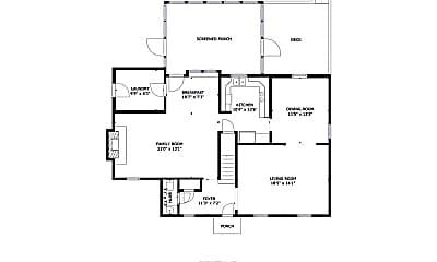 Building, 5215 Delivau Dr, 2