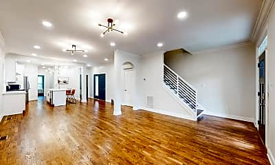 Living Room, Room for Rent - Live in Peoplestown, 0