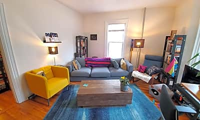 Living Room, 30 Garland Ave, 1