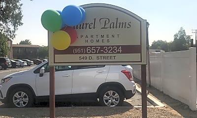 Laurel Palms Apartments, 1