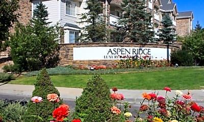 Community Signage, Aspen Ridge Apartments, 0
