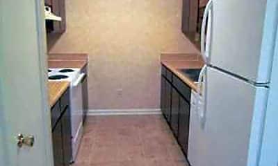 Kitchen, Four Quarters, 2