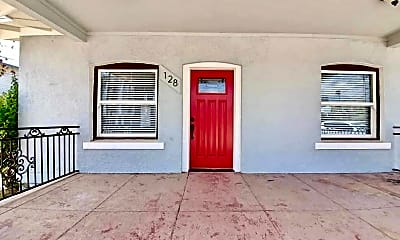 Living Room, 128 S Hibbert, 1