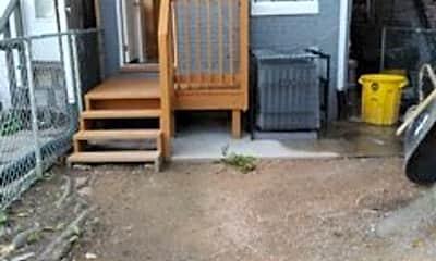 Patio / Deck, 2118 Walbrook Ave, 2