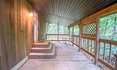 Patio / Deck, 41 Bright Path, 1