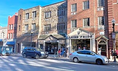 Building, 112 E College Ave, 1