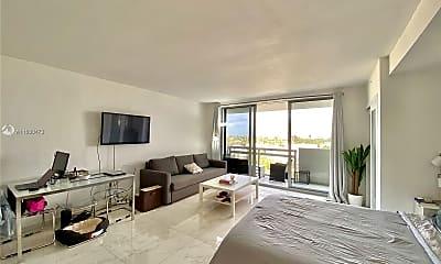 Living Room, 1500 Bay Rd 972S, 1