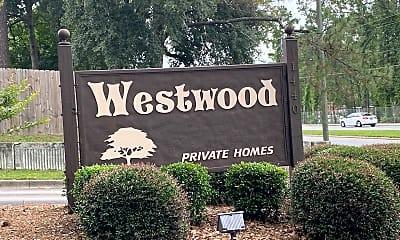 Community Signage, 311 Westwood Dr, 1