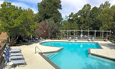Pool, Hickory Creek, 1