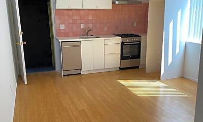 Kitchen, 646 N La Fayette Park Place, 0